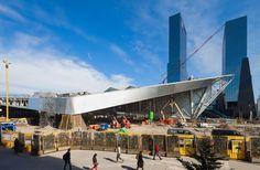 Rotterdam Centraal Station -Team V Architectuur
