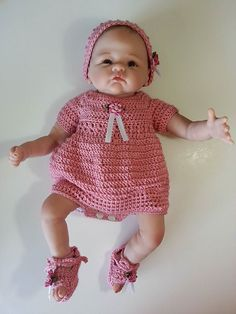 Ravelry: Project Gallery for Newborn Romper pattern by Joanne Holt