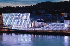 "Ars Electronica Center, Linz, Austria: The Ars Electronica Center has been setting the standard ever since the original facility opened in 1996. Its prototype of a ""Museum of the Future"" has utilized new media in unprecedented ways and, with its superb exhibitions and groundbreaking methods of presenting and imparting content, has made a name for itself worldwide. Since January 2, 2009, the new Ars Electronica Center has continued to blaze innovative trails into the future."
