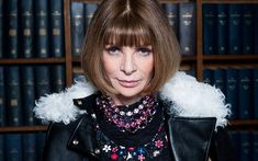 She Is Rebel - Anna Wintour   PROFILE | Anna Wintour: The Passion Behind The Fashion Industry  #sheisrebel #worldwide #rebeltimes #annawintour