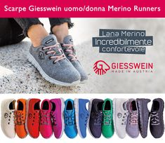 Belle, confortevoli e in lana Merino! Sneakers, Shopping, Shoes, Fashion, Trainers, Moda, Zapatos, Shoes Outlet, Women's Sneakers