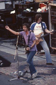 Grateful Dead: Bob Weir and Phil Lesh