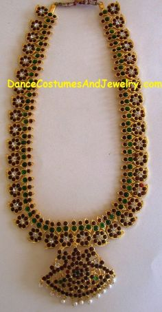 Antique Jewelry, Gold Jewelry, Jewelery, Indian Dance Costumes, Jewelry Sets, Jewelry Making, Indian Classical Dance, Makeup Items, Pearl Chain