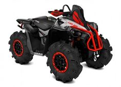 ATV Can-Am  Bombardier Can-Am Renegade X MR 1000R '17