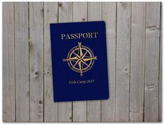 The LDS Mutual Theme for 2015 comes from D&C 4:2 O ye that embark in the service of God. Passports to introduce the theme?