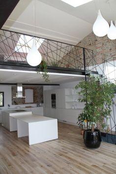 Architectes-toulouse.com - 05. Déco et Aménagements intérieurs : Réhabilitation toulousaine - Launaguet