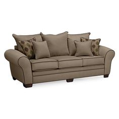 Rendezvous III Upholstery Sofa - Value City Furniture