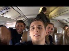 Zum Final Four mit der Steini-Cam: Der Freitag