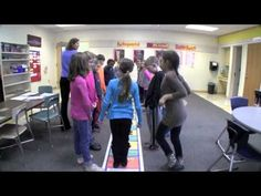 Math & Movement in Third Grade - part 2 - YouTube