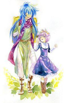 Kardia and Sasha