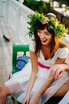 Lakeside Polish Wedding: Martyna & Piotr