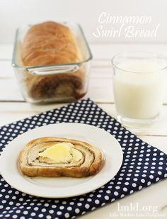 This is seriously delicious cinnamon swirl bread. Its really amazing as french toast too. #lmldfood