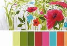 grey yellow blue and pink color schemes - Bing Images