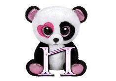 alphabet, png alphabet, panda alphabet, free alphabet
