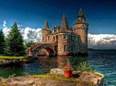 Castelos que parecem de conto de fadas: http://guiame.com.br/vida-estilo/turismo/castelos-que-parecem-de-conto-de-fadas.html