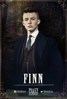 Finn | Peaky Blinders