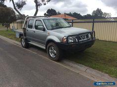 2006  Nissan Navara D22 3L turbo diesel 4x4 230000 Kay's gc 1 owner no reserve #nissan #navara #forsale #australia