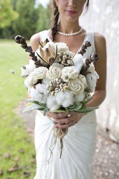 Image result for cotton bouquet