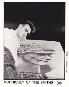 """Water, bread, orange juice, black tea, Duvel, grapes. This is what I am."" - Morrissey"
