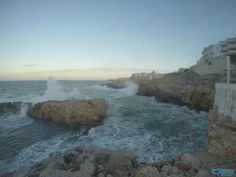 Breath-taking view of Polignano a Mare from Grottone  https://www.instagram.com/p/BAewoAGgx6X/  #polignanomadeinlove #ilovepolignanoamare #wonderful #awesome #great #seascape #WeAreInPuglia #discoveringpuglia #polignanolovers #bestoftheday #instalike #instadaily #instagood #photooftheday #igerspuglia #igersitalia #bestpugliapics