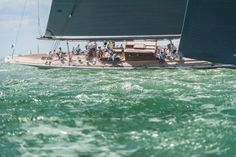 J Class photographed by Juergkaufmann J Class racing in Cowes during the Bicentenery Trophy #jclass #yachting #sailing #art #photography #Cowes #royalyachtsquadron #solent #fineart #blackandwhite #art