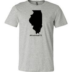 Illinois FromThe872 Tee