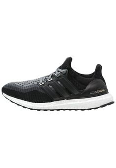 factory authentic b4014 04ae6 adidas Performance ULTRA BOOST - Cushioned running shoes - core black