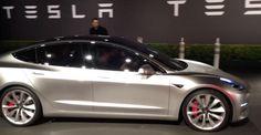 TECH NEWS: Tesla Model 3 Week: Launch Like Apple's 2007 iPhon...
