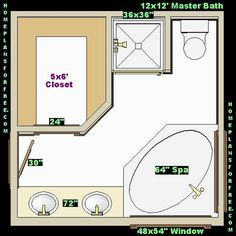 Master Bedroom Designs Layout walk in shower dimensions | free 12x18 master bedrooms design with