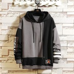 Stylish Hoodies, Cool Hoodies, Cute Casual Outfits, Outfits For Teens, Future Clothes, Korea Fashion, Types Of Fashion Styles, Fashion Outfits, Fashion Trends