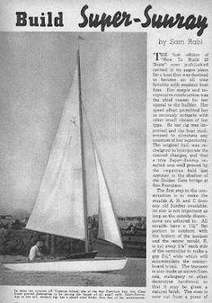 Quinze marins sur le bahut du mort...: Plan ancien - Super SunRay