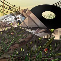 Chillhop Essentials - Spring 2017   Wenn es eine ChillHop  Serie gibt, welche ich immer wieder gerne höre - dann das Zeug aus Amsterdam...