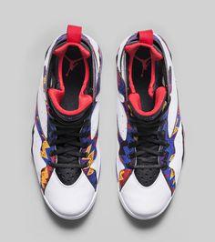 "Air Jordan 7 Retro ""Sweater"" (Release Date & Detailed Pics) - EU Kicks: Sneaker Magazine"
