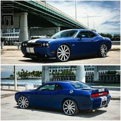 Awesome Dodge Challenger SRT8