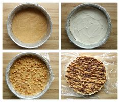 Sukkerfri snickers iskake - LINDASTUHAUG Peanut Butter, Food And Drink, Cooking Recipes, Snacks, Baking, Desserts, Recipies, Tailgate Desserts, Appetizers
