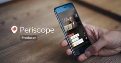 Periscope Producer lets you stream to Twitter from pro cameras, apps, VR | TechCrunch