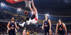 «Ξύπνησε» στο τέλος ο Ολυμπιακός, 80-70 τη Βαλένθια