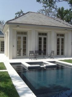 Small Pool House Design Ideas, Pictures, Remodel and Decor ...