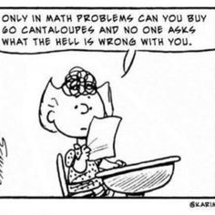 And the little girl is right! Just wait until she gets to physics II, dynamics, and statics when they want you to balance elephants on steel poles and differentiate to find electric potential of irregular shapes.