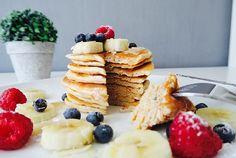 Luchtige American pancakes met een healthy twist