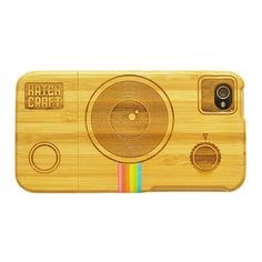 Camera iPhone Case.