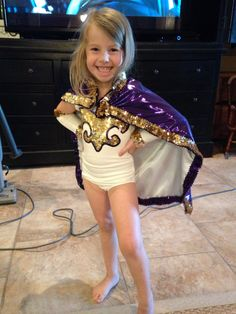 Girls Lsu Golden Girl Outfit I Totally Want To Make One