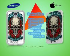 Dubstep Skull Case for iPhone 4/4S iPhone 5/5S/5C by KuntiDesign, $16.00