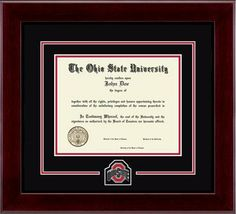 Show your school spirit with a frame featuring a custom medallion of your collegiate logo or emblem in pewter or brass. Each three-dimensional piece is uniquely presented in a designer-cut beveled mat. Search for your school today!