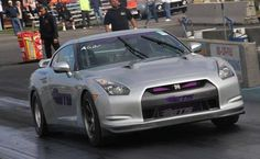 Extreme Turbo Systems are proud to state that they have the world's fastest Nissan GT-R. The modified car is able to cover ¼ mile in just 7.81 seconds