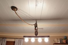 DIY Pulley Light