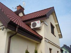 Klimatyzacja w domu. Standardowe rozwiazanie klimatyzacyjne.