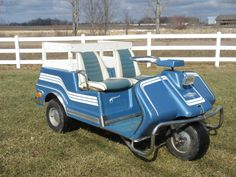 Harley davidson gas golf cart mid 60s vintage car for for Electric golf cart motor repair