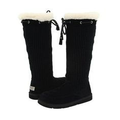 ♥♥♥… Ugg Suburb Crochet Tall Boots 5733 Black ,▫◈▣◐◑‡➹ Prepared For this Christmas Holiday`. Ugg Snow Boots, Ugg Boots Sale, Ugg Boots Cheap, Uggs For Cheap, Winter Boots, Classic Ugg Boots, Ugg Classic Mini, Ugg Classic Short, Discount Boots