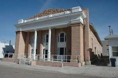 Beaver Opera House in Beaver County, Utah.